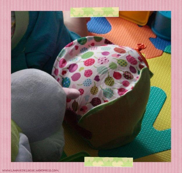 juguetes de tela