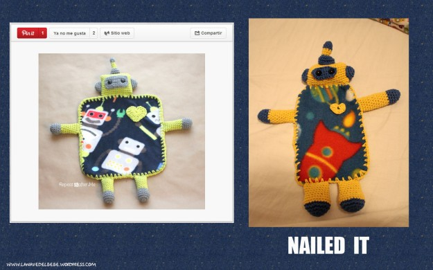 Pinterest fail crochet